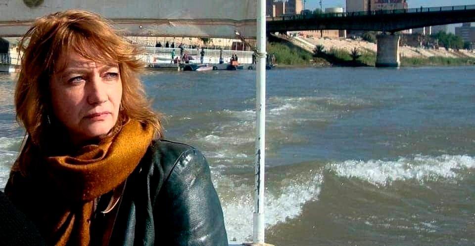 Irak:Entführte Deutsche Hella Mewis ist wieder frei