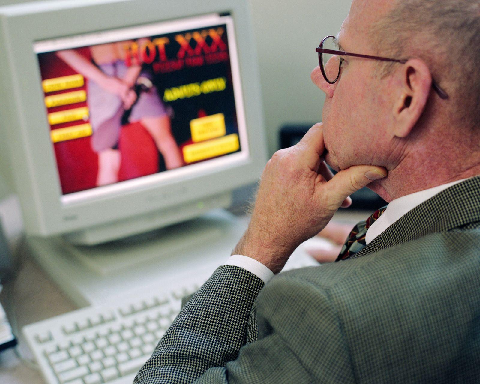NICHT MEHR VERWENDEN! - Porno / Computer / Arbeit