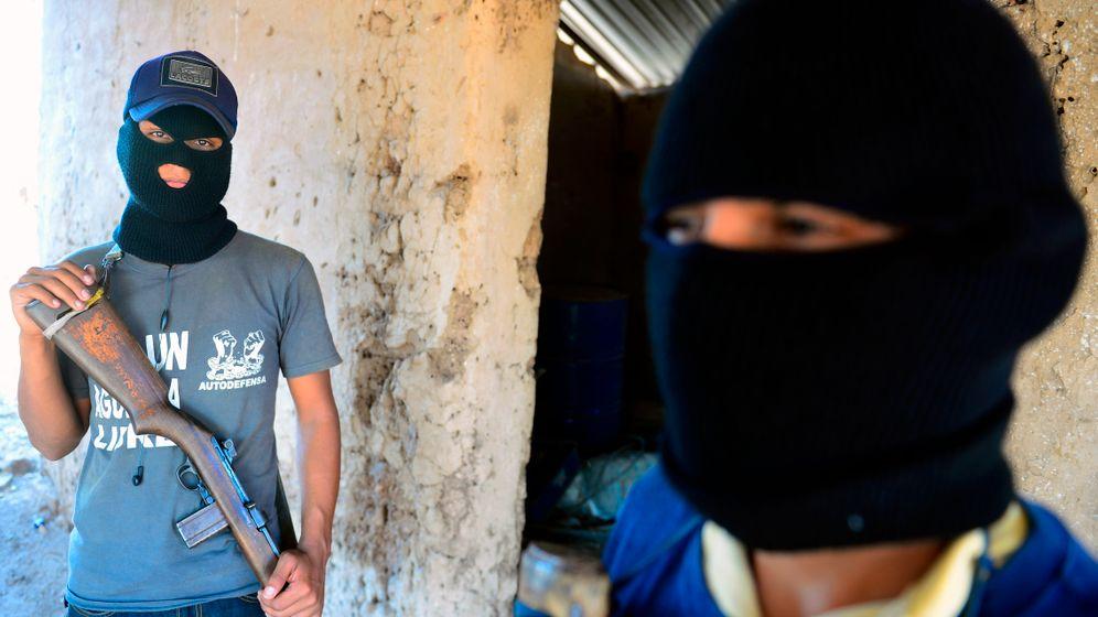 "Mexiko: ""Tempelritter"" betreiben Organhandel"