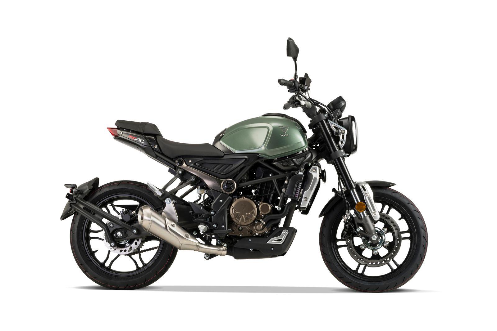 Motorräder aus China: Voge 300AC