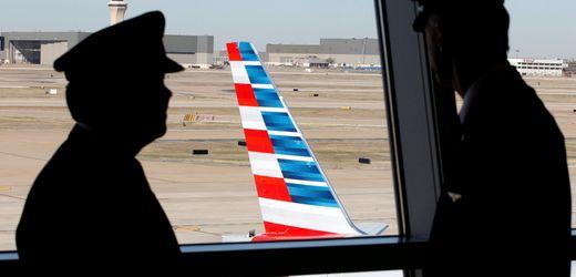 American Airlines fordert Piloten wegen Treibstoffmangel zum Spritsparen auf