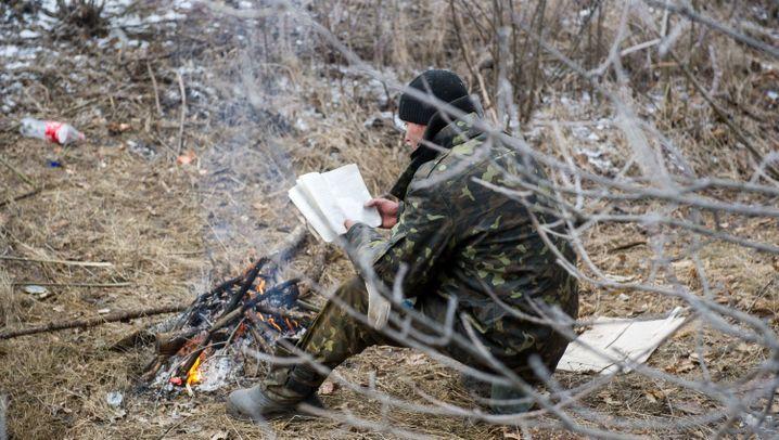 Waffenstillstand: Atempause in der Ukraine