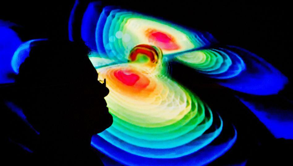 Visualisierung von Gravitationswellen: Neue Ära der Astrophysik