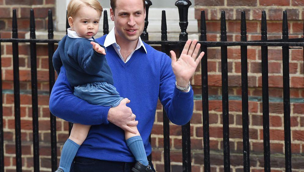 Geburt in London: Royal Baby Nummer zwei