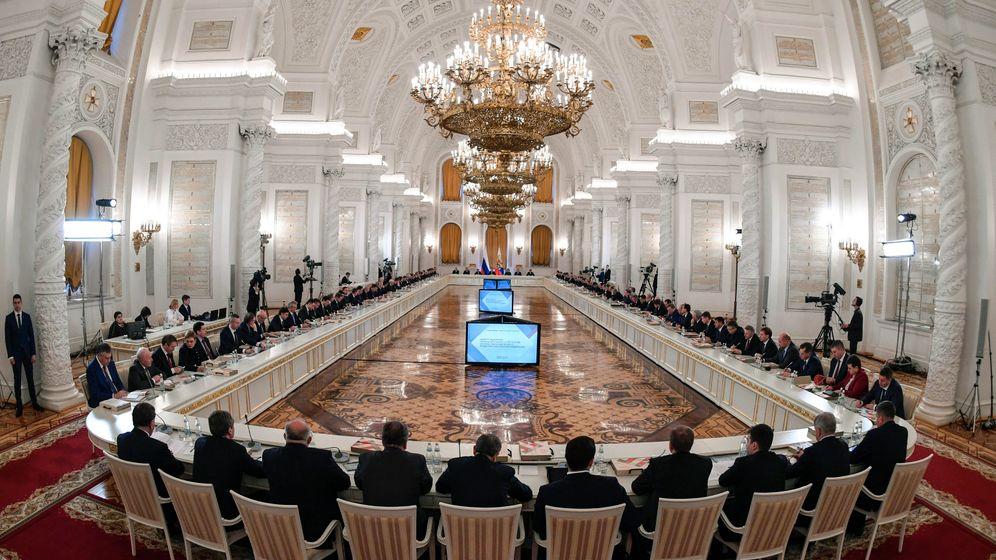 Russische Präsidentschaftswahl: Kremlchef gesucht