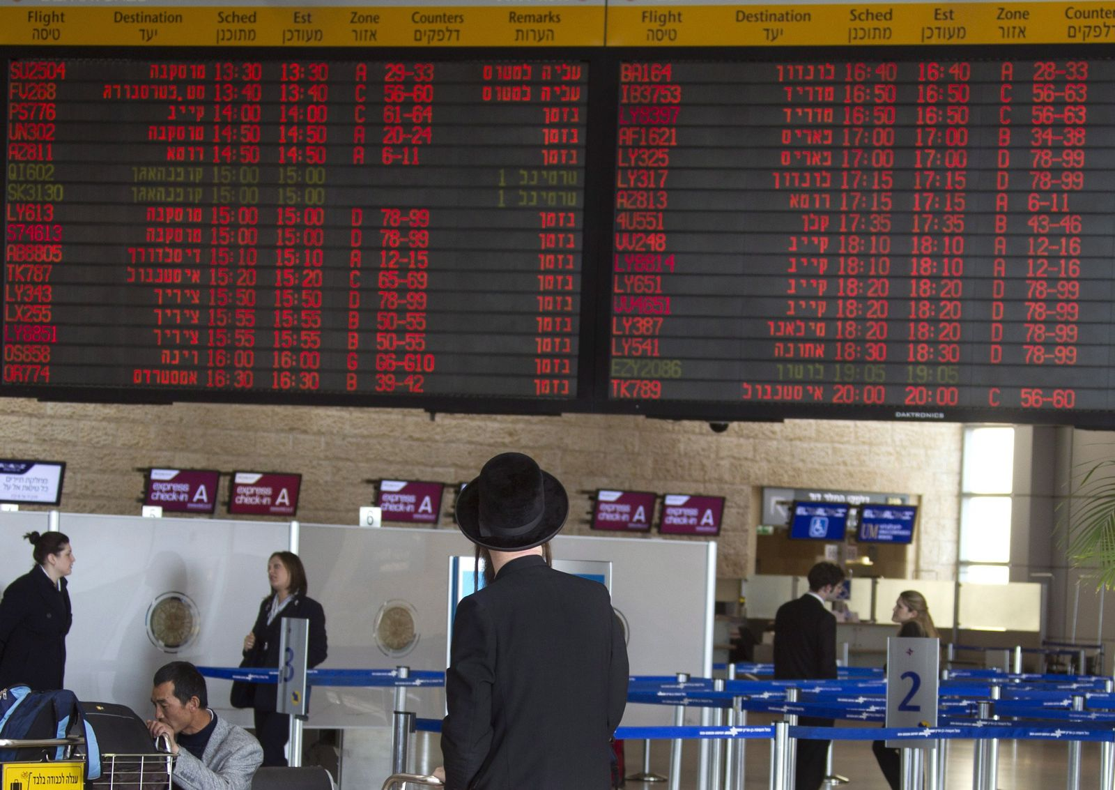 Hackers paralyze websites of Tel Aviv Stock Exchange and El Al
