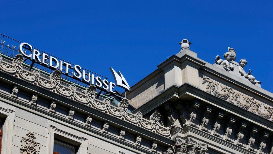Archegos-Capital-Pleite: Credit Suisse muss 6,6 Milliarden Franken