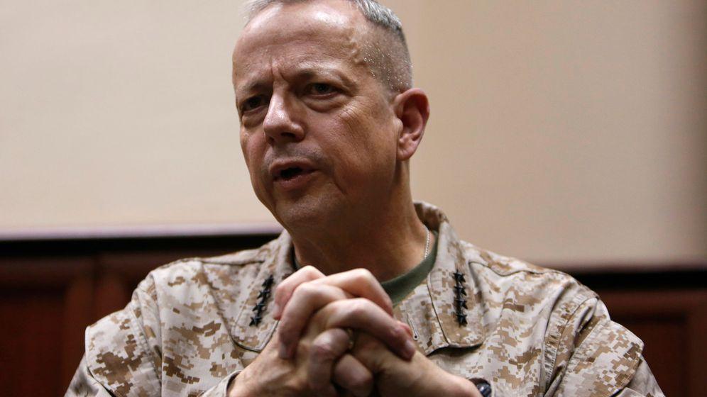John Allen: Über diese Affäre stolperte der General