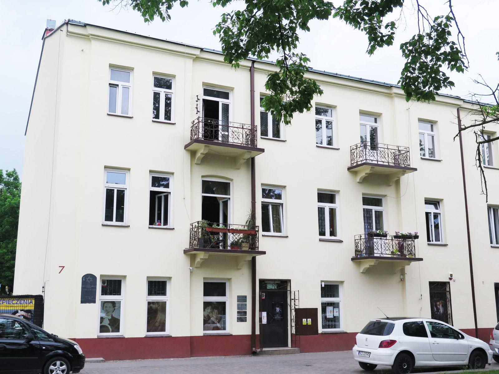 70. Jahrestag des Pogroms in Kielce