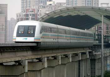Transrapid in Shanghai: Baubeginn noch dieses Jahr