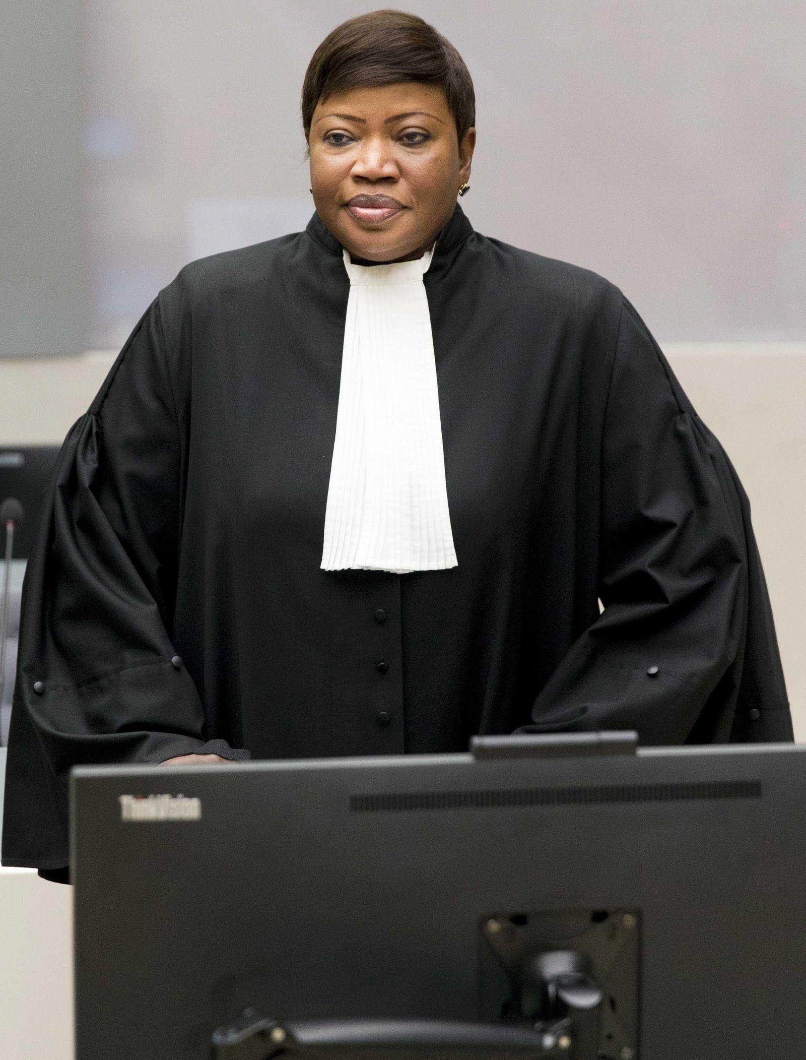 Den Haag / ICC / IStGH / Internationaler Strafgerichtshof / Fatou Bensouda