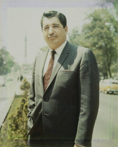 Reporter Ruben Salazar (um 1968)