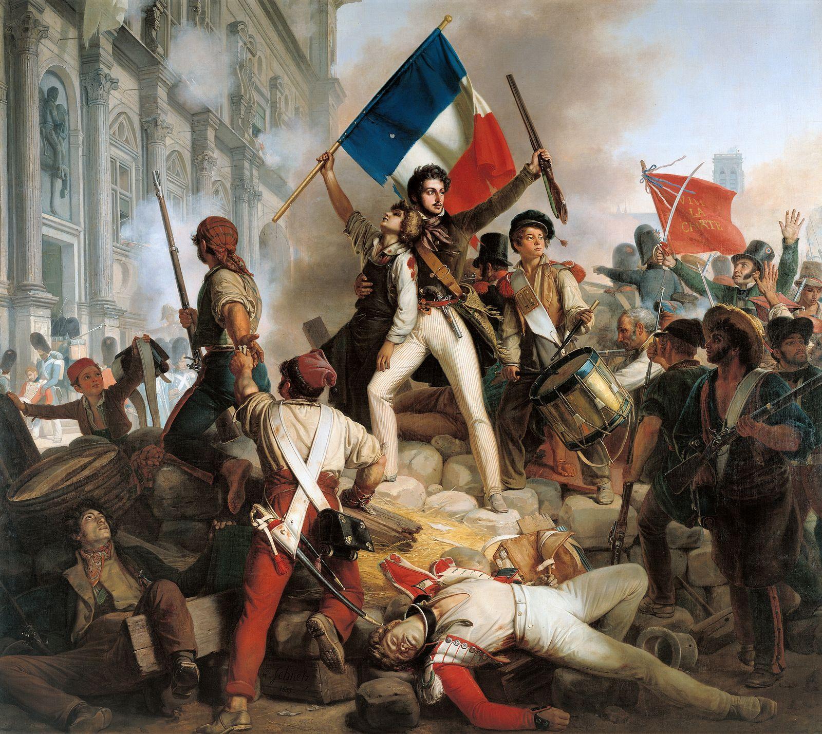 EINMALIGE VERWENDUNG Französische Revolution