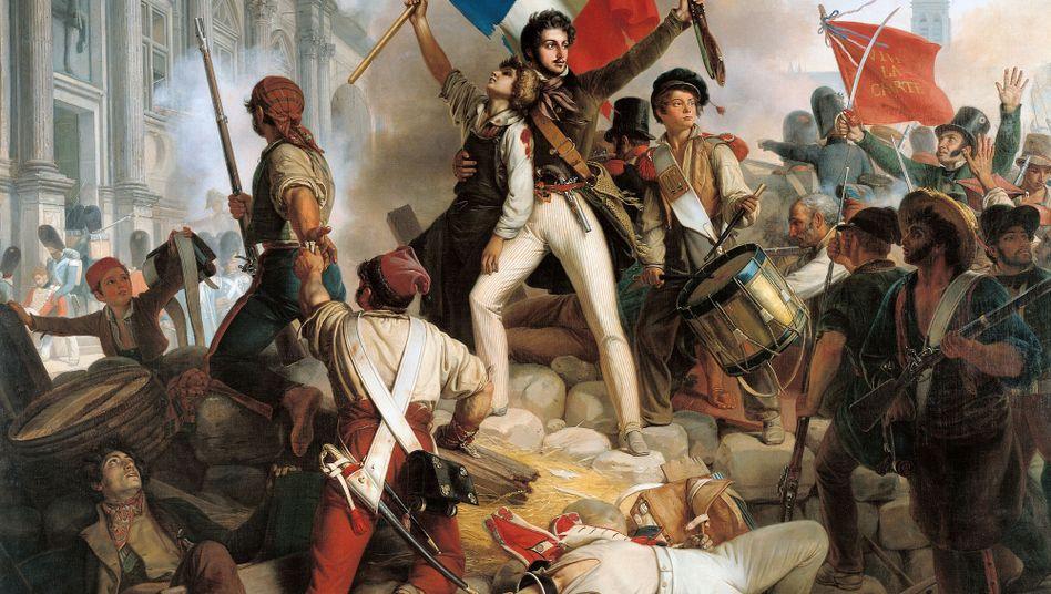Französische Revolution in der Kunst