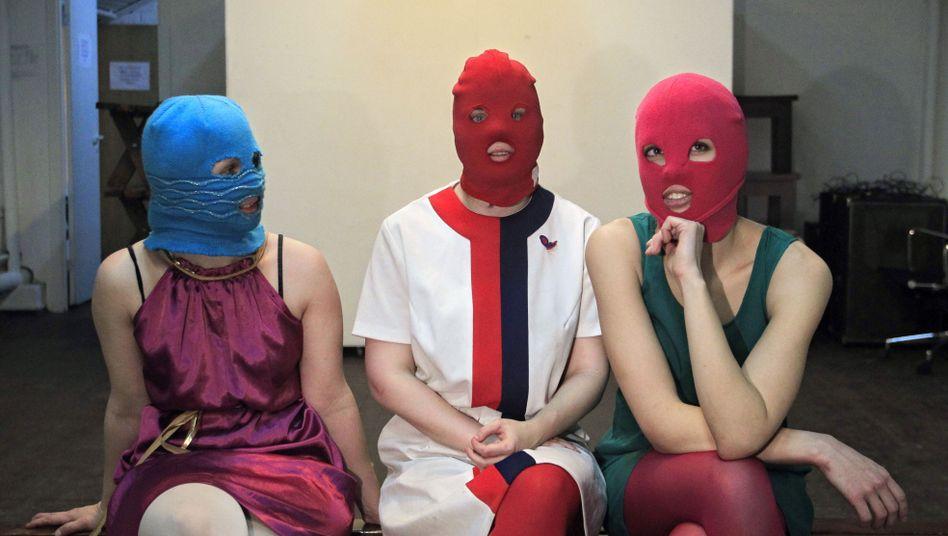 Die Pussy Riots: Die Untersuchungshaft wurde auf unbestimmte Zeit verlängert