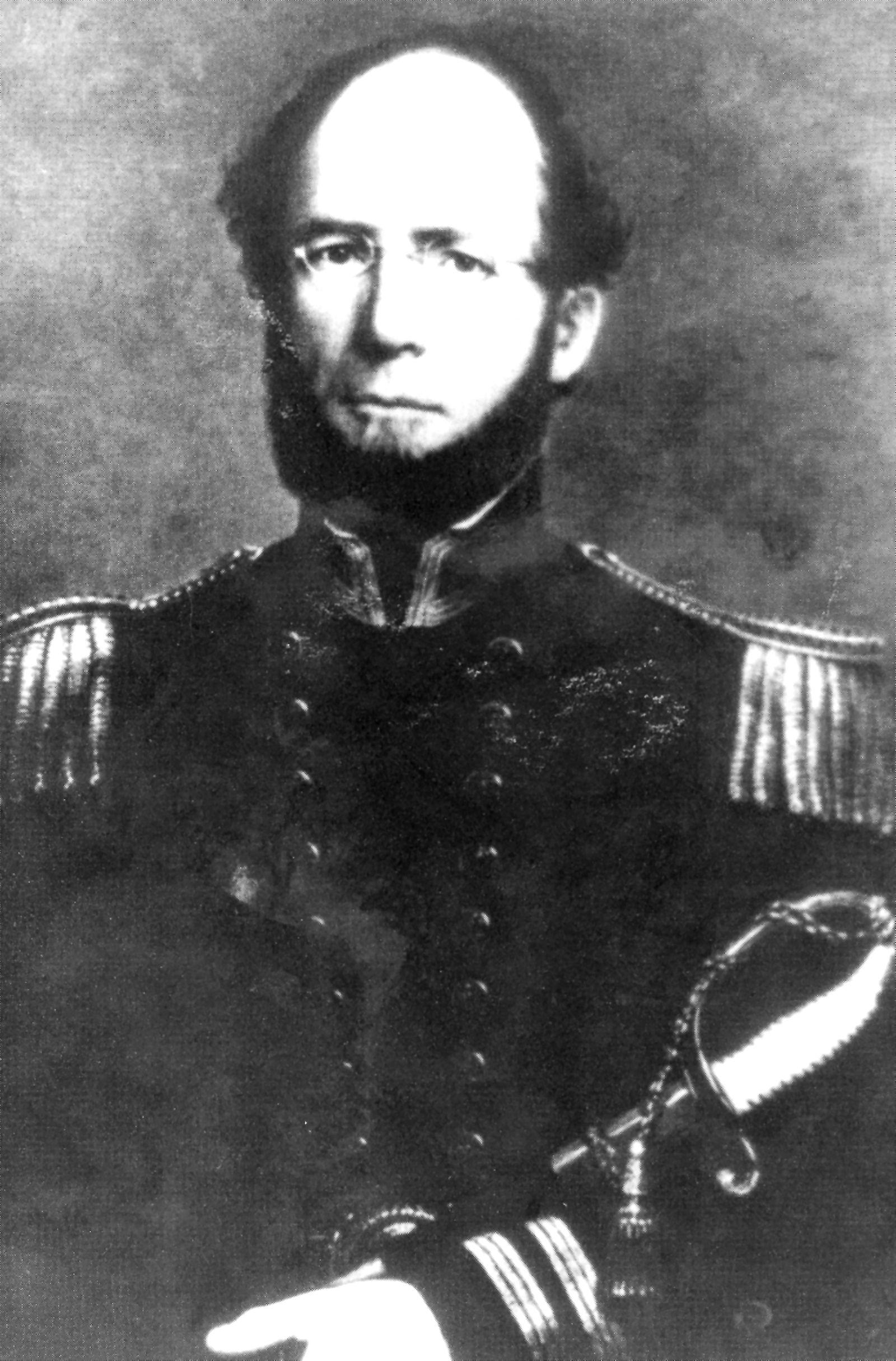 Kapitän von Bord - William Lewis Herndon