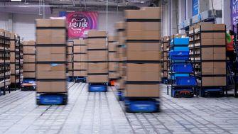 Alibaba verzeichnet 583.000 Bestellungen pro Sekunde