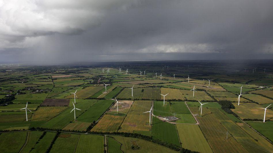 Windräder zwischen Husum und Niebüll: Konzepte für die zweite Phase der Energiewende