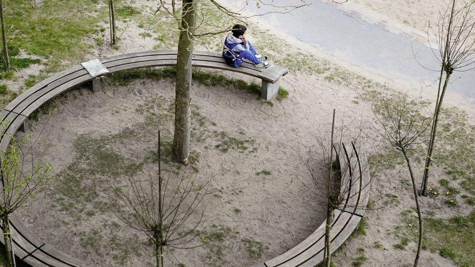 Kita-Spielplatz in Potsdam
