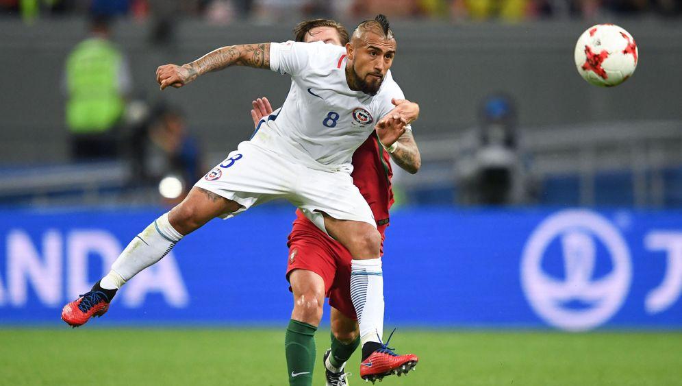 Chile im Confed-Cup-Finale: Bravo!