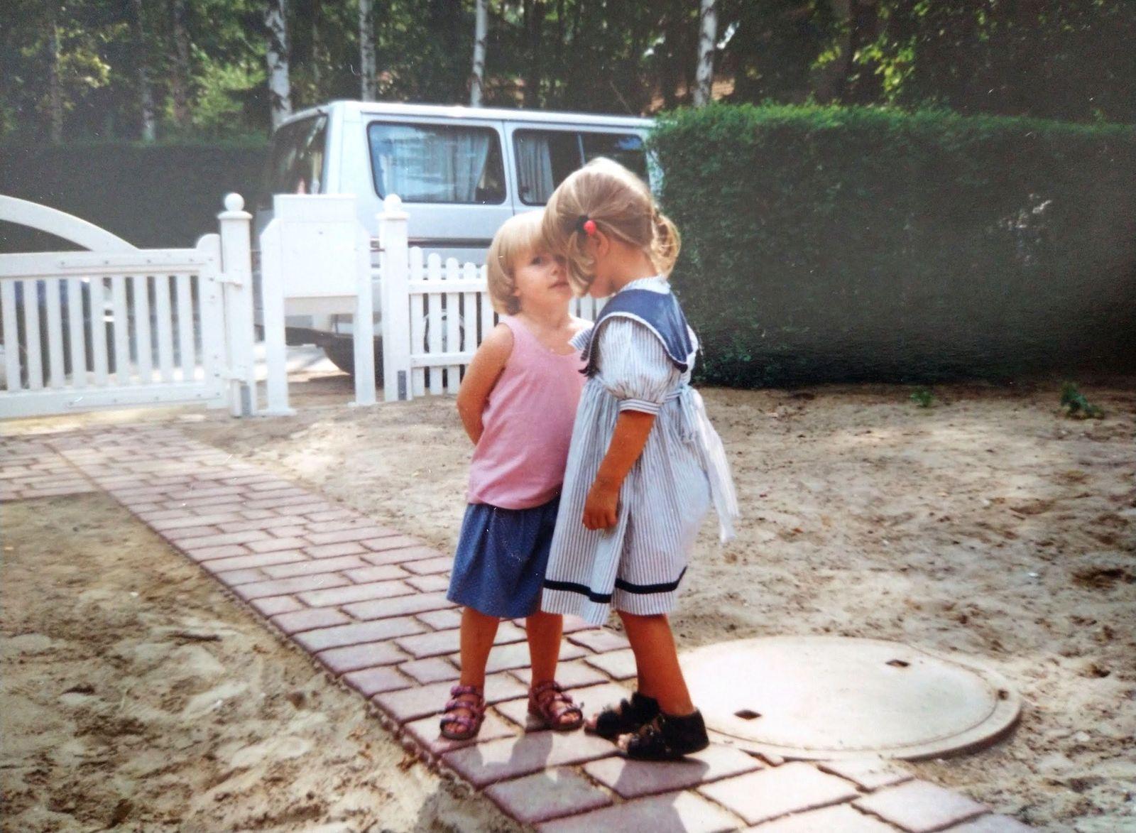 Lea und Johanna Bild 3