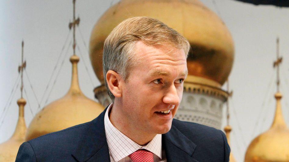 Vladislav Baumgertner, Uralkali-Chef: Geisel im Kali-Streit
