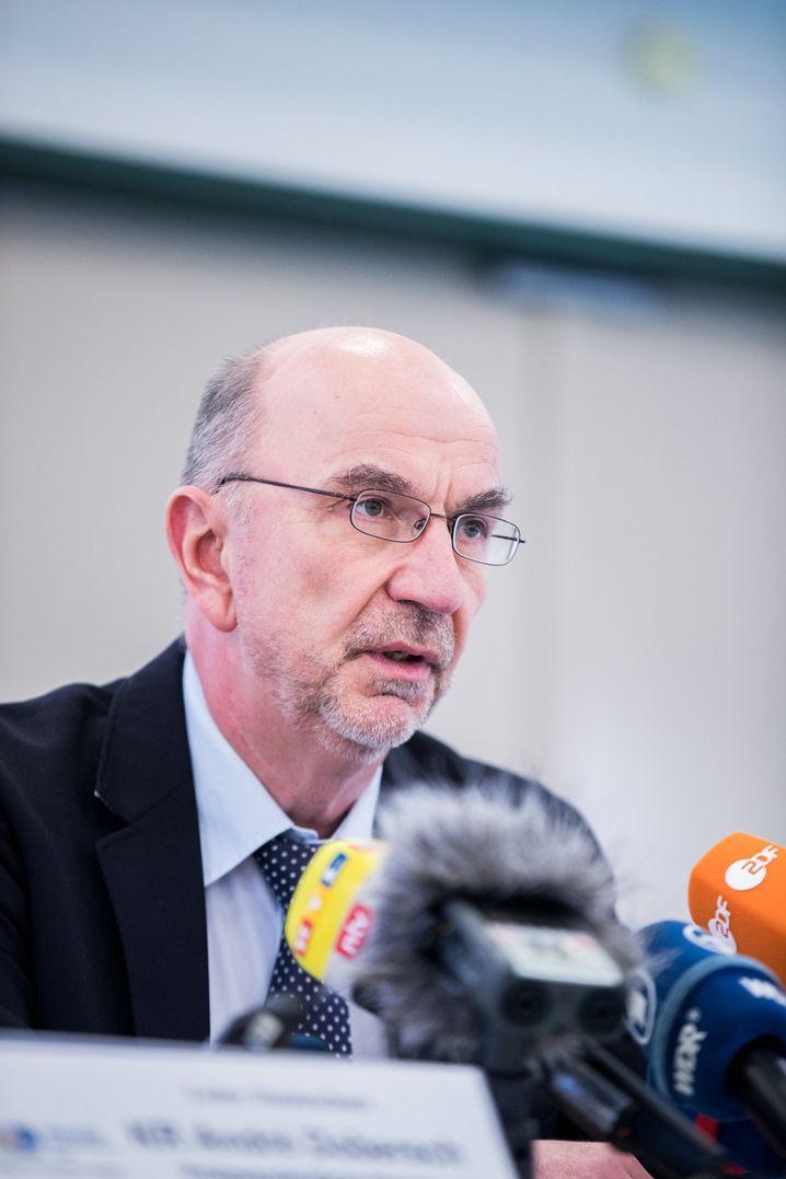 Oberstaatsanwalt Gerhard Pauli