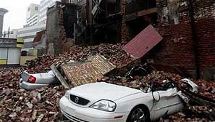 "Hurrikan-Angst: New Orleans zittert vor ""Katrina"""