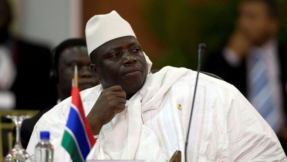 Yahya Jammeh (Archiv)