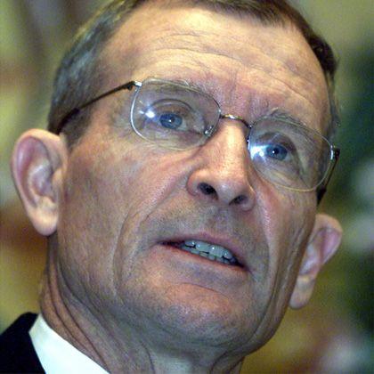 Admiral a.D. Dennis Blair: Obamas neuer Geheimdienst-Koordinator?