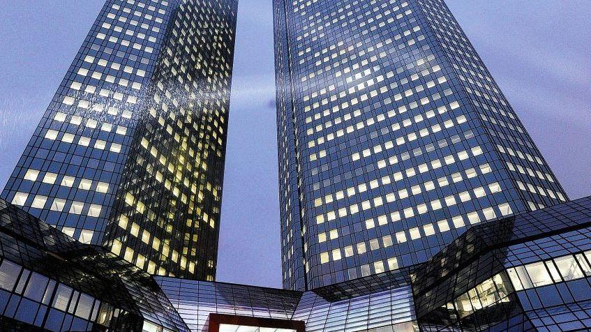 Deutsche-Bank-Zentrale: Je komplizierter die Produkte, desto höher die Gewinne