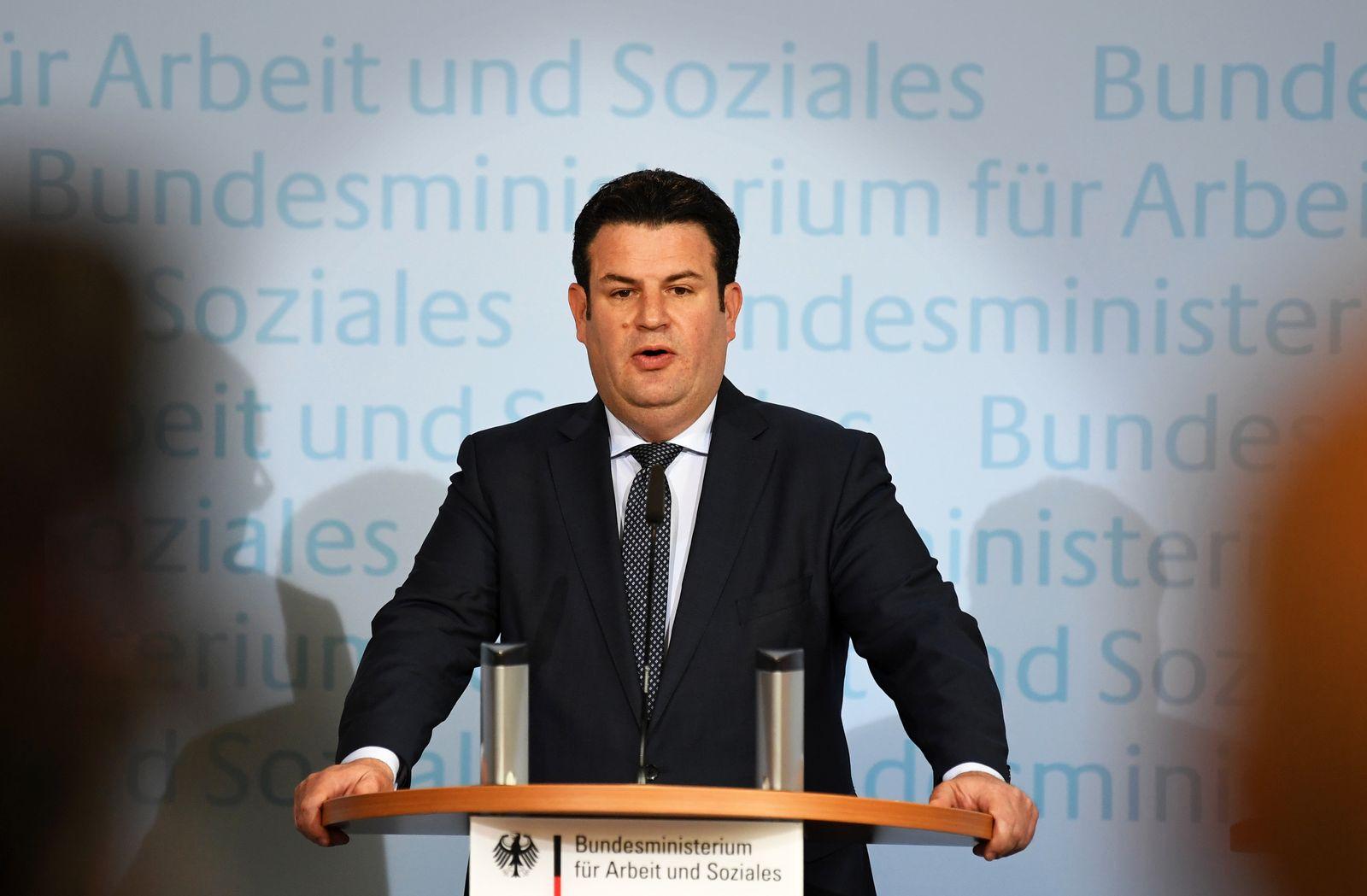 Hubertus Heil / Rentenkommision