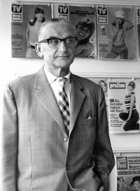 Alfred Bauer, 1966