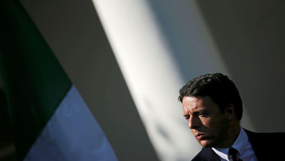 Matteo Renzi (Archivbild)