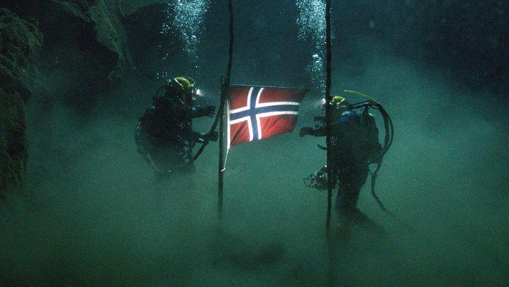 Tiefsee-Thriller aus Norwegen: Testosteron in der Druckkammer