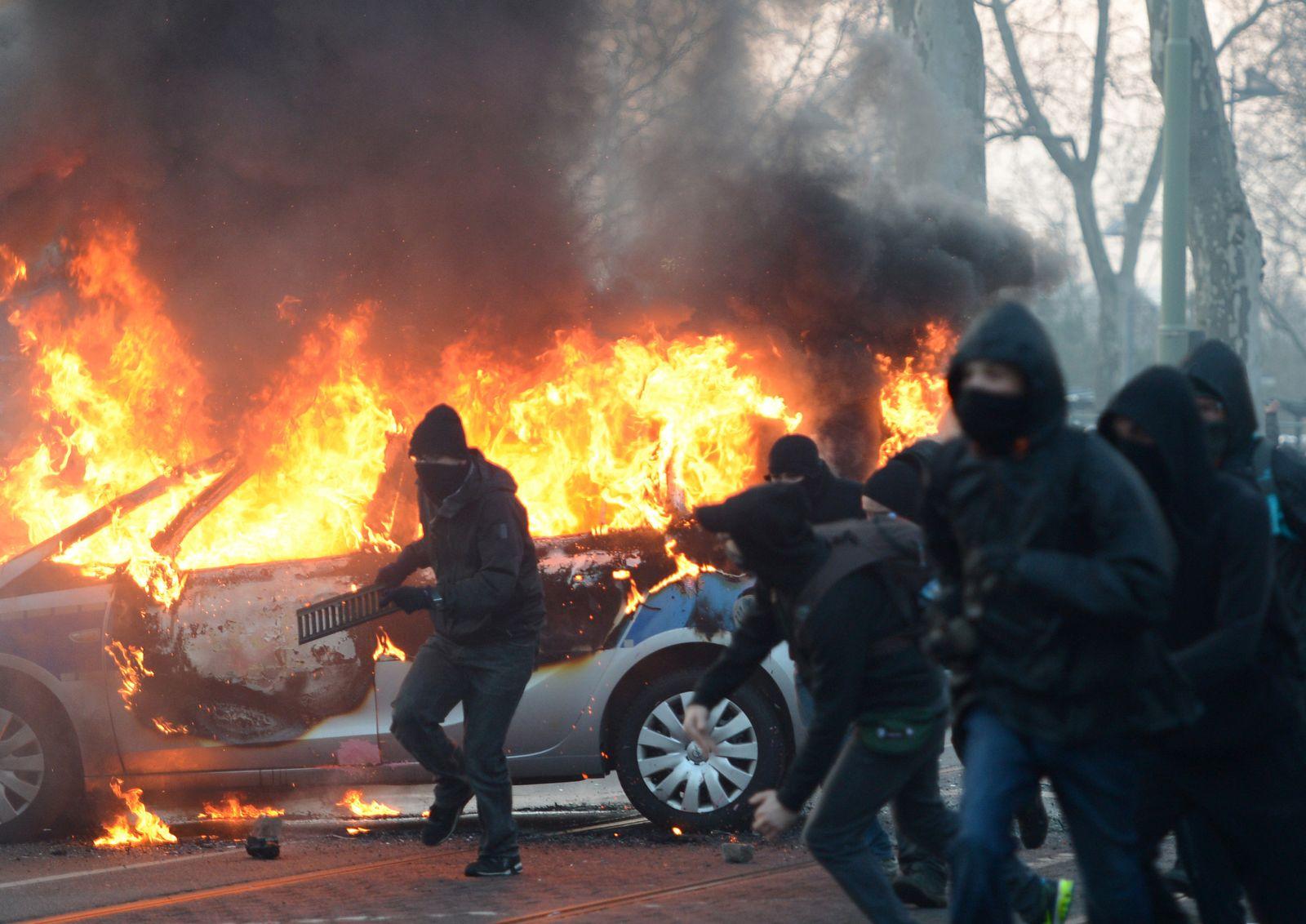 Blockupy Frankfurt 02
