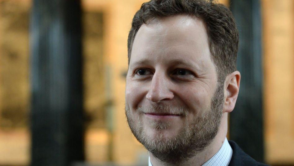 Georg Friedrich Prinz von Preußen, seit 1994 Oberhaupt des Hauses Hohenzollern