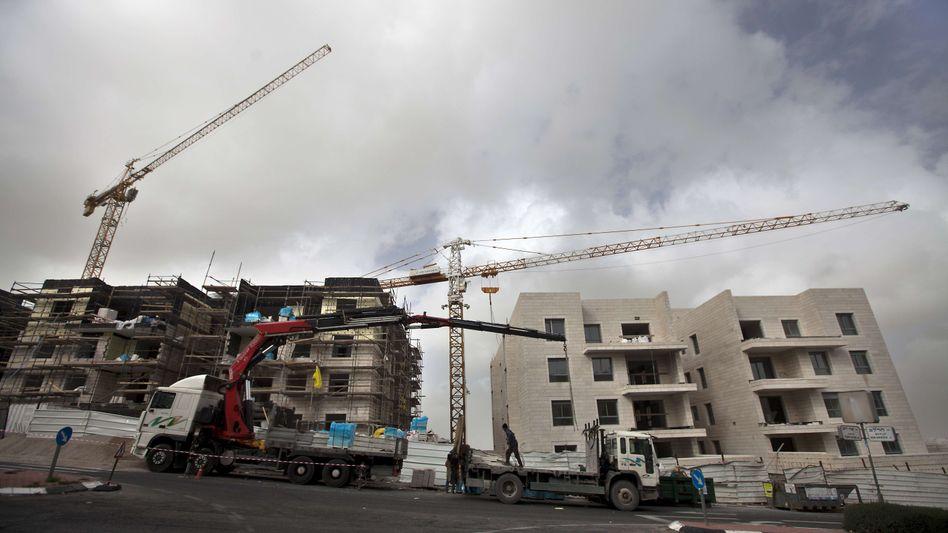 Siedlungsprojekt in Gilo: Neue Wohneinheiten sollen schon bald entstehen