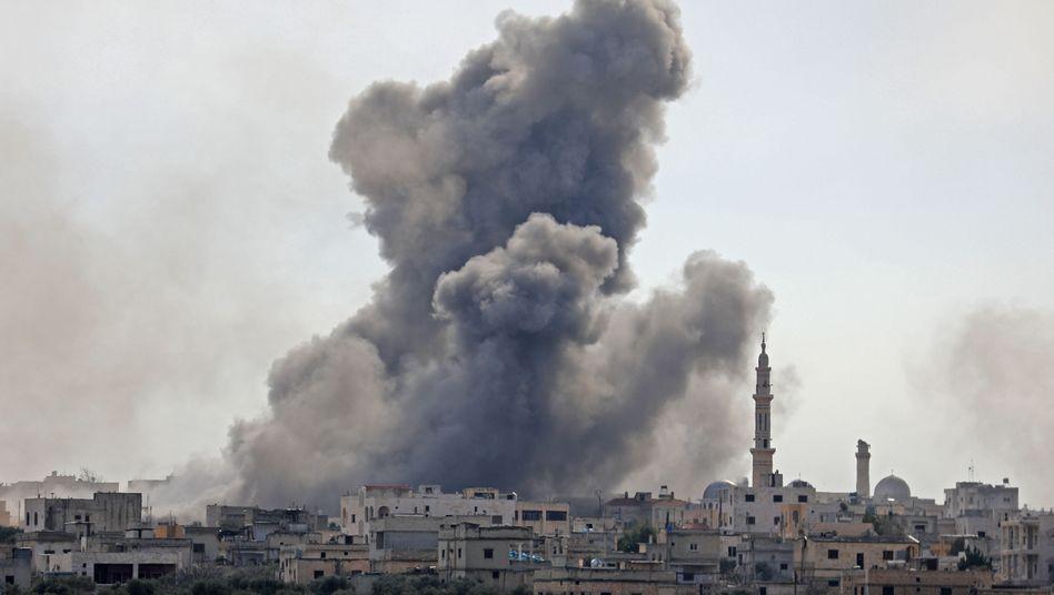 Russland und Türkei im Kampf um Idlib: Außer Kontrolle
