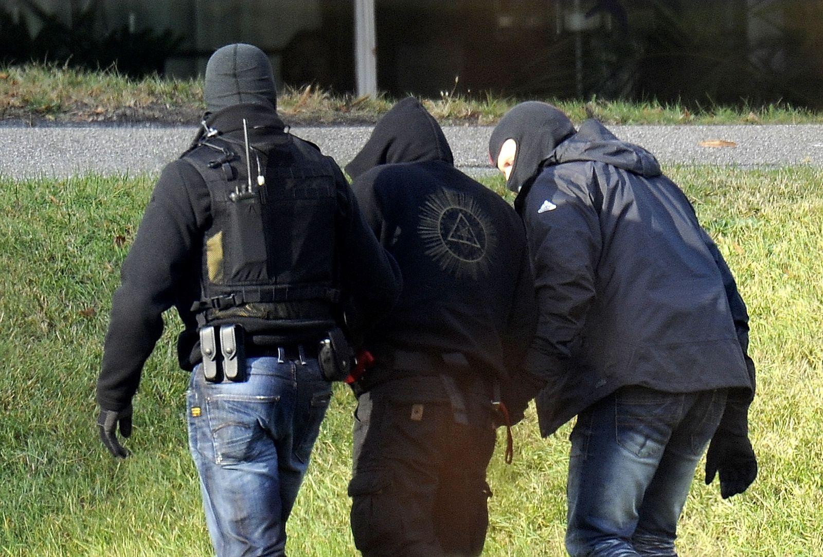 EINMALIGE VERWENDUNG NSU/ Rechte Terrorzelle