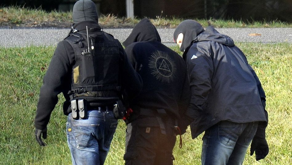 Zwickauer Zelle: Bundesanwaltschaft nimmt weiteren Terror-Verdächtigen fest
