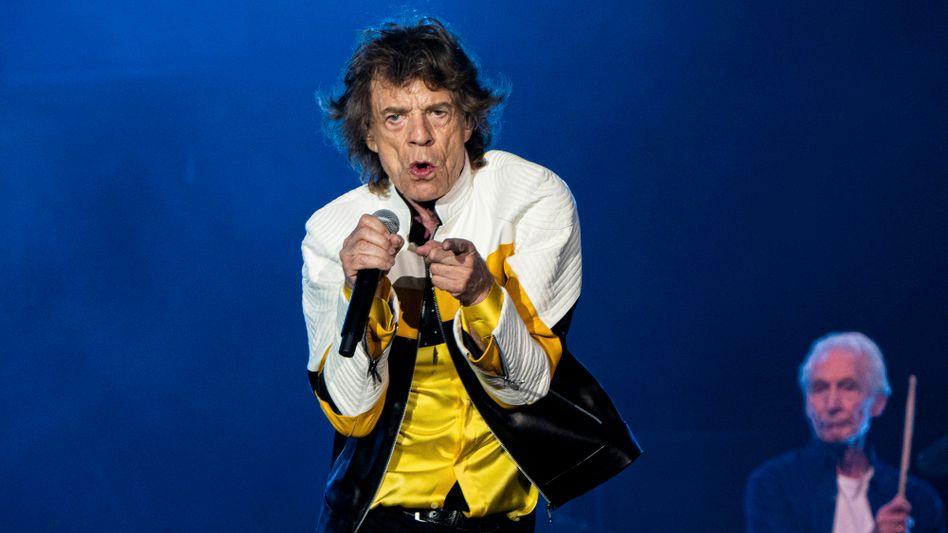 Mick Jagger, Charlie Watts (2019): »Wir vermissen Charlie sehr«