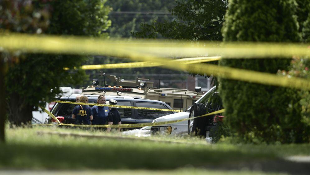 Anschlag in Alexandria: Schüsse beim Baseball