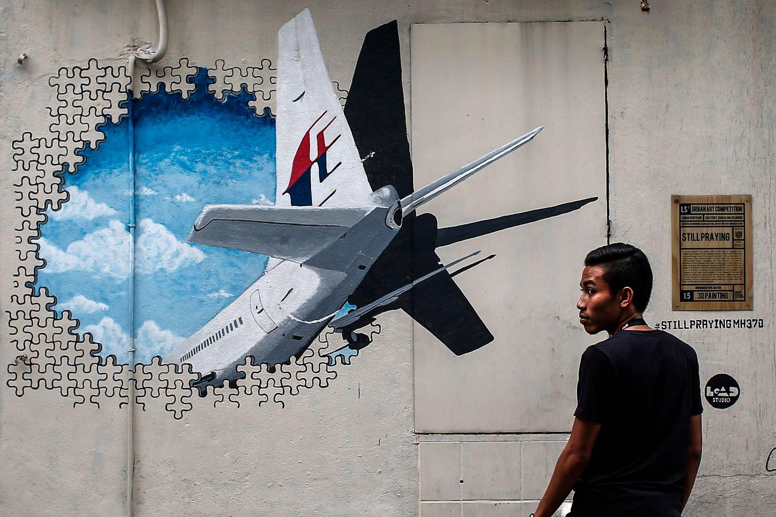 Verschwinden des Malaysia-Airlines-Flugs MH370