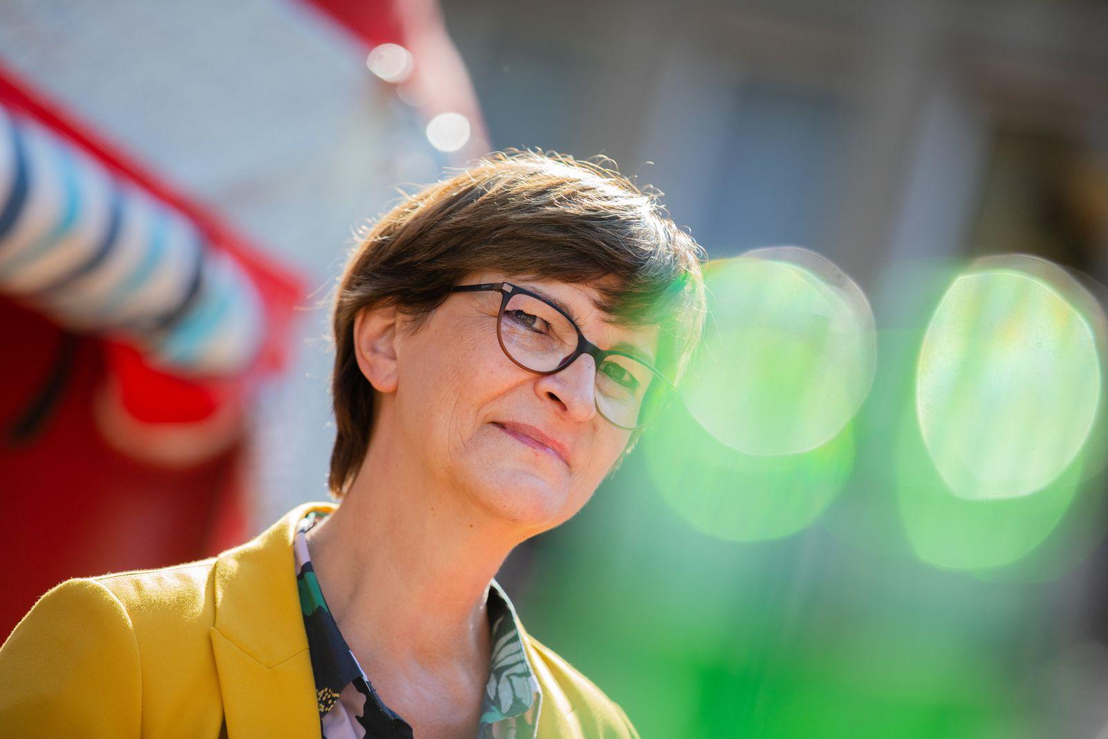 Esken hält Kooperationsregierung nach Bundestagswahl für denkbar