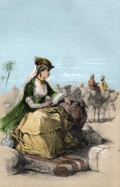 Lady Montagu wollte »auf ungewöhnliche Weise Geschichte schreiben«