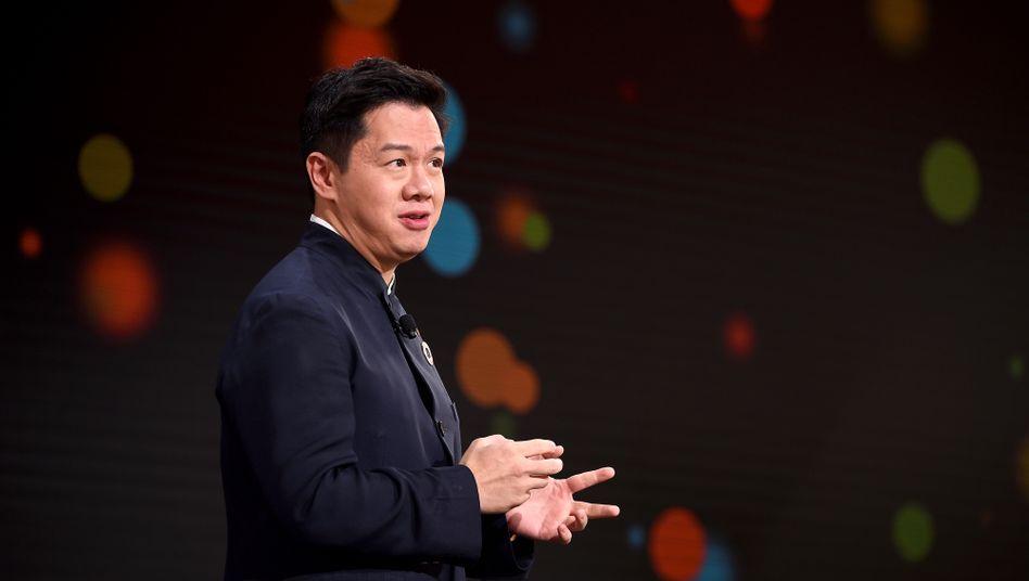 In der Kritik: James Chau