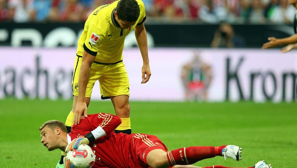 Bayern-Keeper Neuer: Absage für das Spiel gegen Argentinien