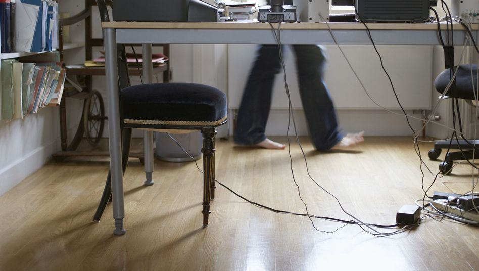 Dies ist ein Home Office: Die Regeln für die steuerliche Absetzbarkeit bleiben