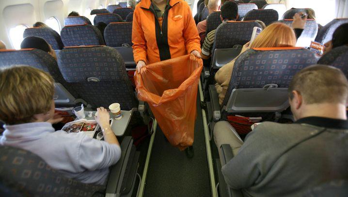 Kabinenmüll: Eine elende Luftnummer